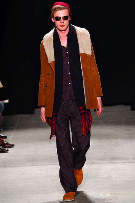 Band of Outsiders Men´s Collection Fall 2011 – our favorites