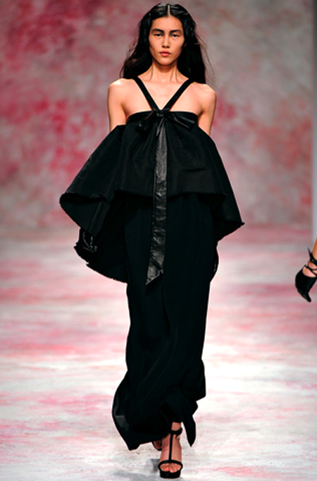 Prabal Gurung Collection Fall 2011 – our favorites