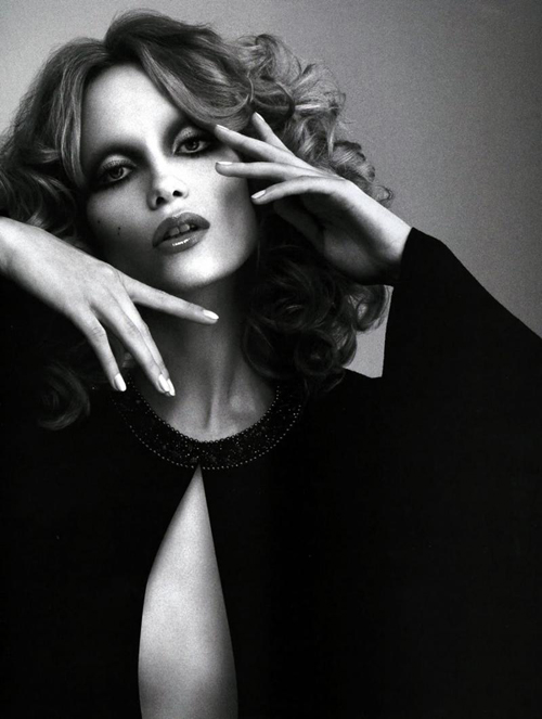 Natasha Poly by Daniele Duella and Iango Henzi for Vogue Japan May 2012